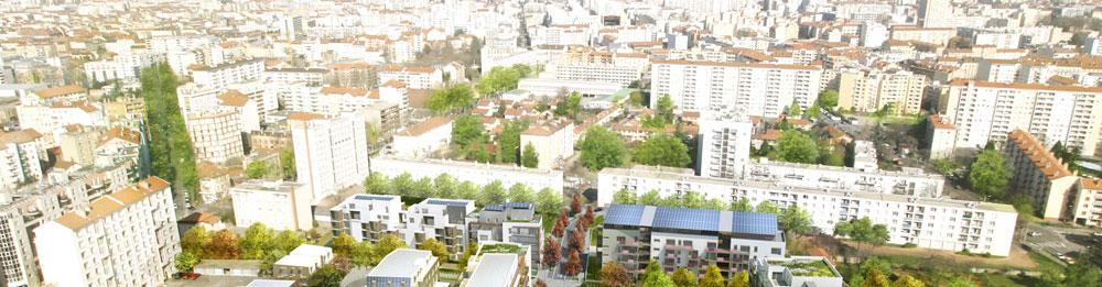 investir dans un appartement à Villeurbanne